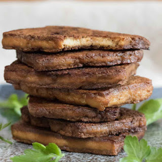 Basic Crispy Tofu and Essential Marinades Recipe