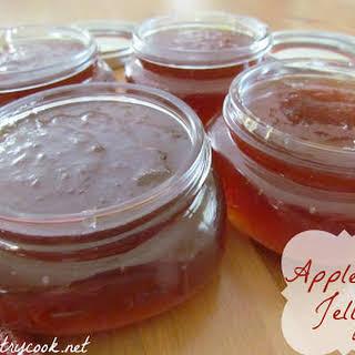 Apple Pie Jelly.