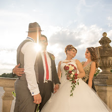 Wedding photographer Vladimir Suvorkin (VladimirSuvork). Photo of 12.07.2016
