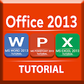 MS office 2013 tutorial
