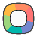 Flat Squircle - Icon Pack icon