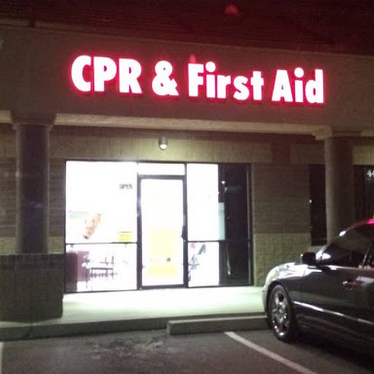 Cpr And First Aid Training Center Training Centre In Mesa