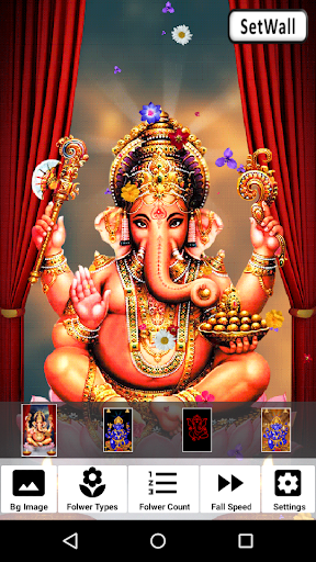 5D Ganesh Live Wallpaper - Lord Ganesh, Hindu gods 1.0.3 screenshots 6