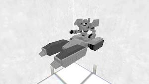試作型AFDタンク(アプデ記念)