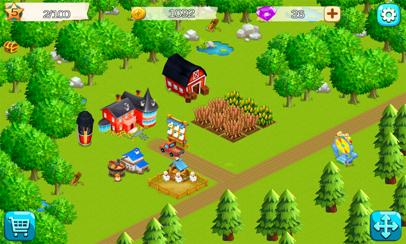 Farm City- screenshot