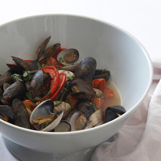 Baked Clams And Mussels Recipes