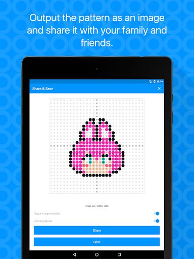 Beads Creator - Bead Pattern Editor  screenshots 10