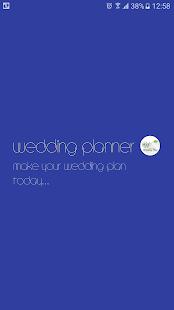 Wedding Plan - náhled