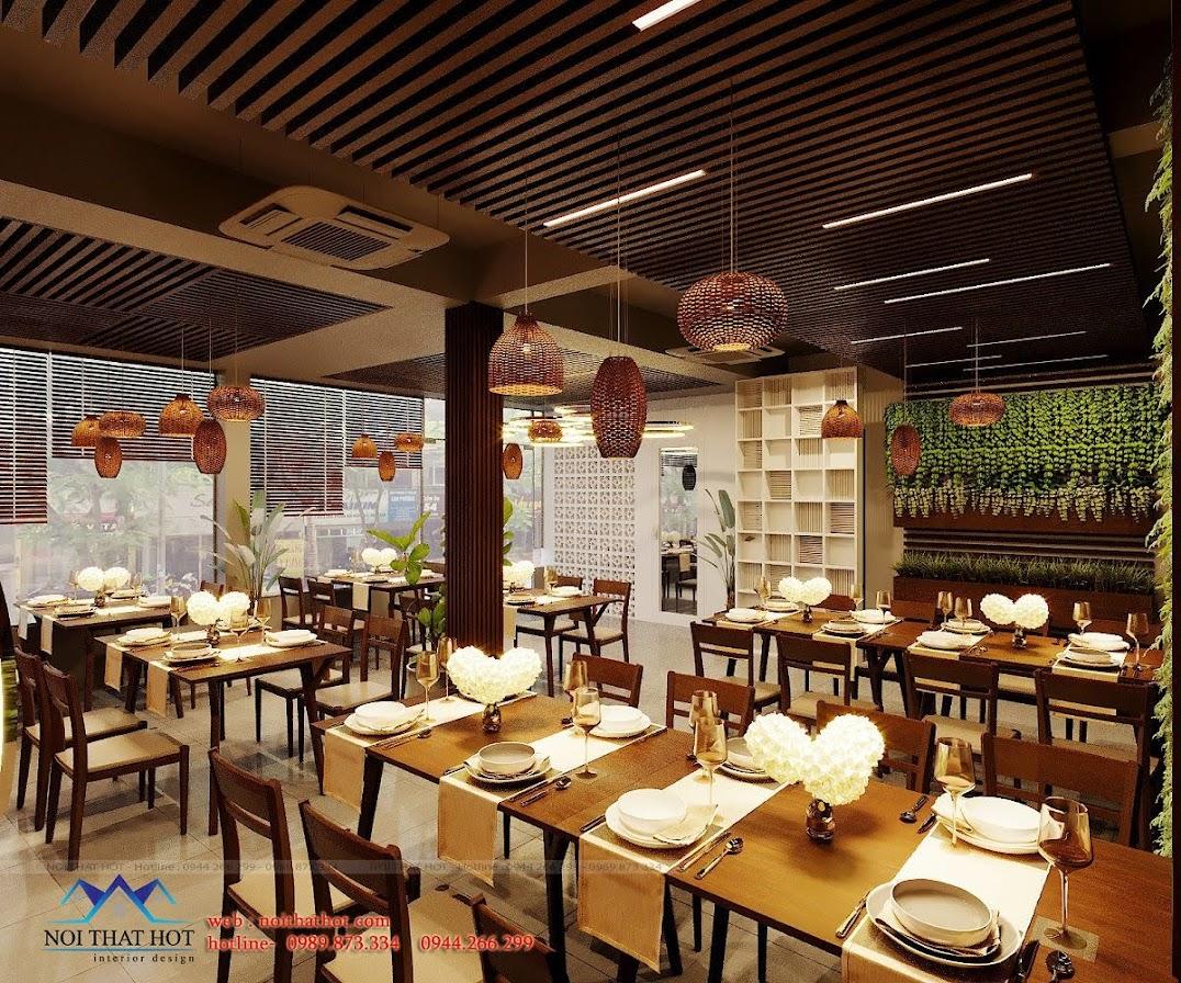 thiết kế nhà hàng long vũ 5