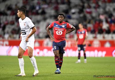 """Lille-coach relativeert : """"Osimhen was een uitzonderlijk geval, Jonathan David heeft meer tijd nodig"""""""