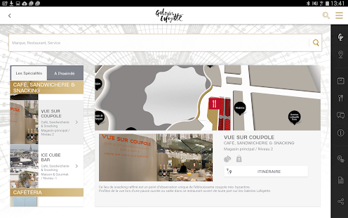 Galeries Lafayette Haussmann- screenshot thumbnail