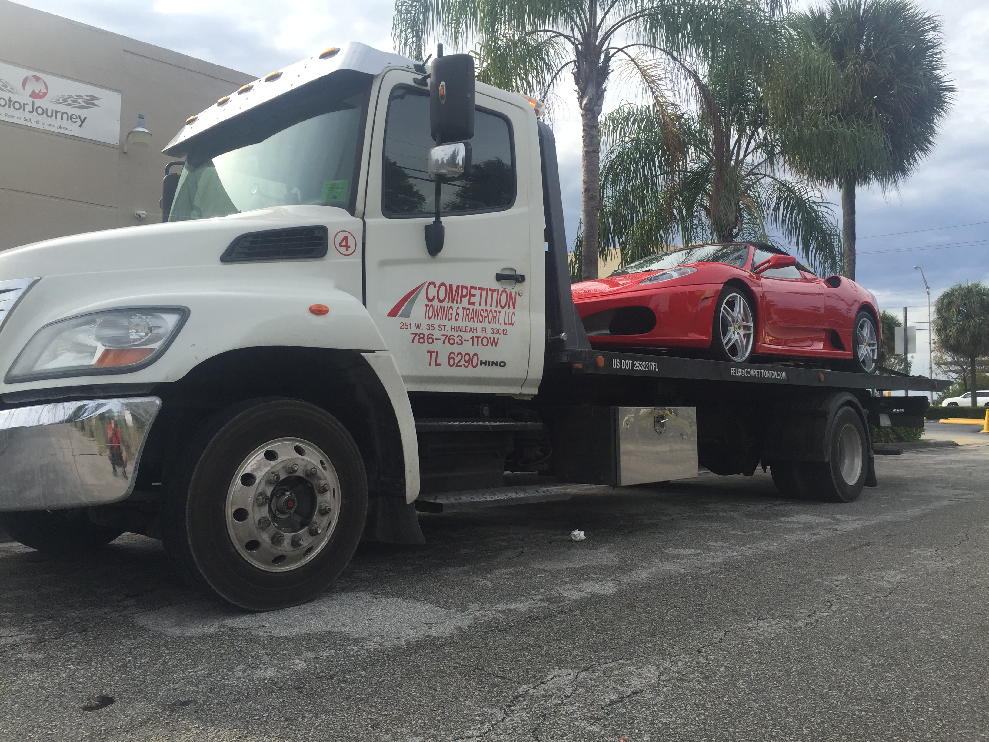Towing Quote Florida Tow Truck Insurance