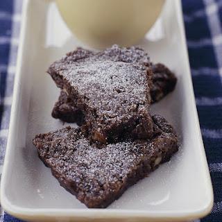 Microwave Chocolate Pecan Brownies