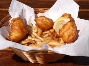 The Real Deal Fish & Chips