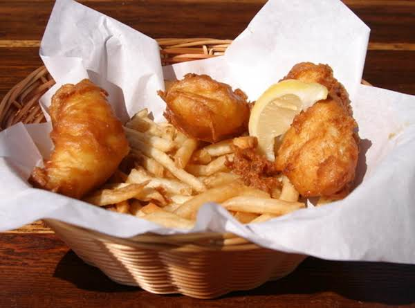 The Real Deal Fish & Chips Recipe