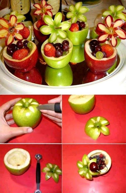 DIY Food Decoration