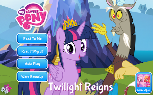 My Little Pony Twilight Reigns