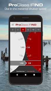 LEE Filters - ProGlass IRND Exposure Guide- screenshot thumbnail