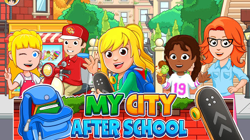 My City : After School  image 0