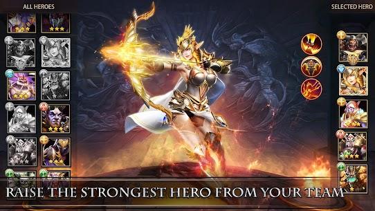 Trials of Heroes: Idle RPG 1