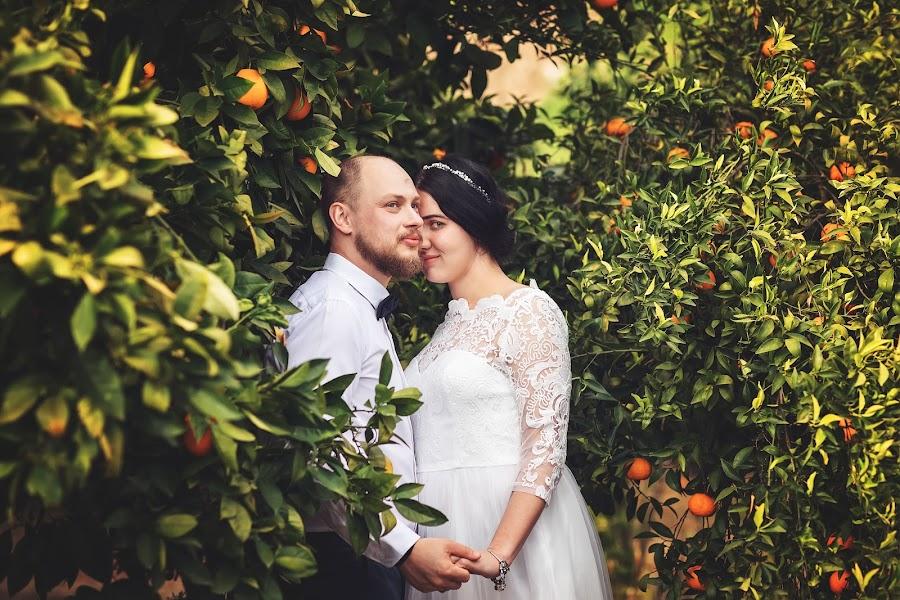 Vestuvių fotografas Nataliya Serebrennnikova (nataliaculibrk). Nuotrauka 29.03.2019