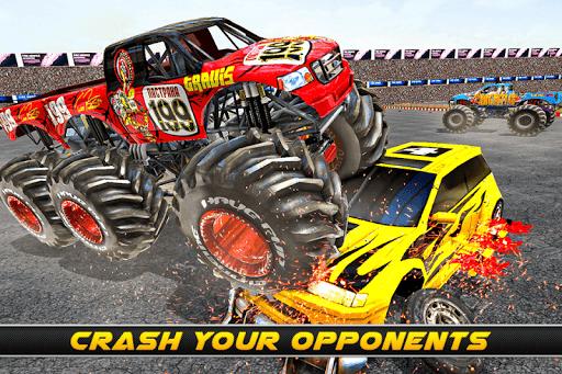 Demolition Car Derby Stunt 2020: New Car Game 2k20 apktram screenshots 12