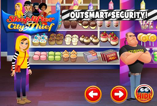 Shoplifter City Thief - Mall & Supermarket Robbery 1.7 screenshots 1