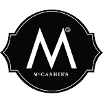 Logo for McCashin Family Brewery