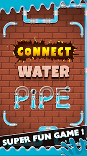 Connect Water Pipe 1