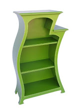Photo: Stepped Bookcase No. 2