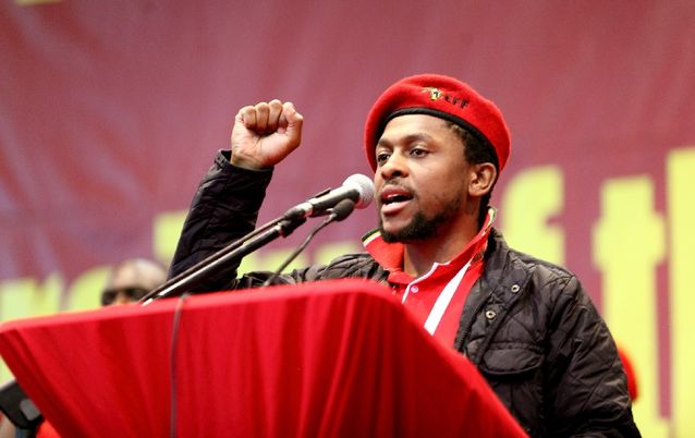Mbuyiseni Ndlozi. Picture: Picture: SUNDAY TIMES