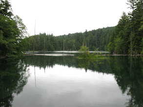 Photo: Day 7: Mountain Lake at Moran State Park. It was so peaceful here.