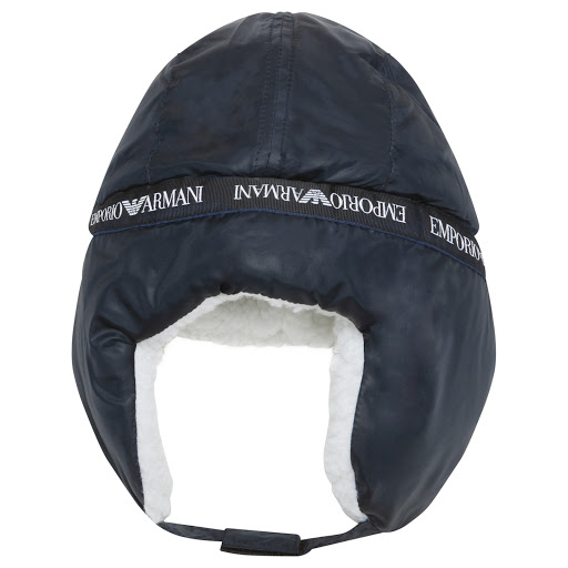 Thumbnail images of Emporio Armani Trapper Hat