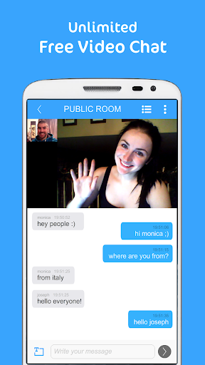 B Messenger - Free Video Chat
