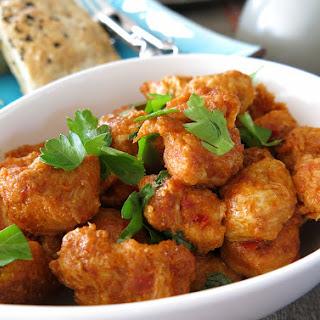 Turkish Pastrami Flavoured Faux-Chicken