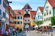 Меерсбург - концентрированная открыточная красота