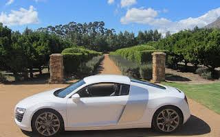 Audi R8 Rent Western Cape