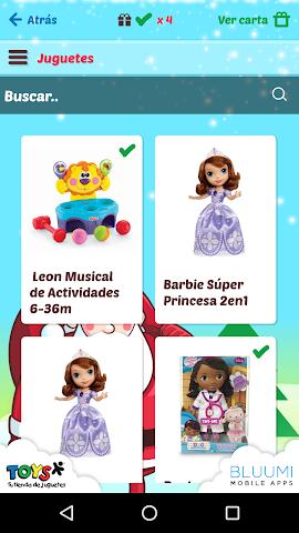 android Navidad Toy's Screenshot 1