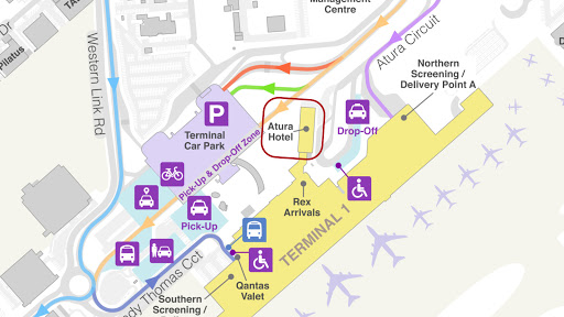 Overview: Atura Adelaide Airport Hotel