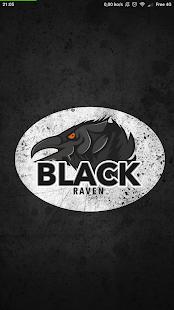 Raven Social Messenger - náhled