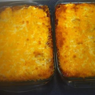 Lasagna With Sour Cream And Cottage Cheese Recipes