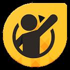 タクシー配車 icon