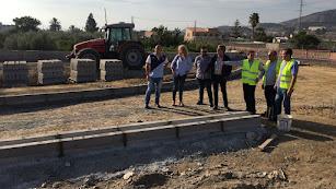La Junta de Gobierno licita el proyecto que completa las inversiones en Pechina de los Planes de la Institución Provincial 2016-19.