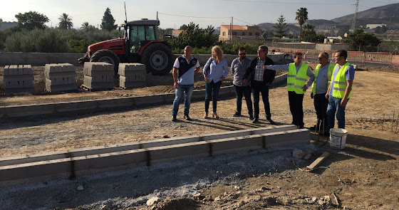 Los Baños de Sierra Alhamilla tendrán un Edificio de Usos Múltiples