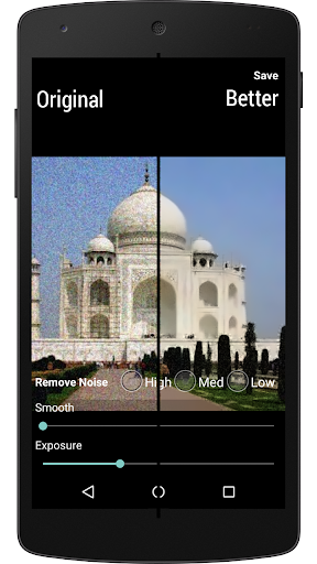 Image Noise Remover & Enhancer 2.1 screenshots 2