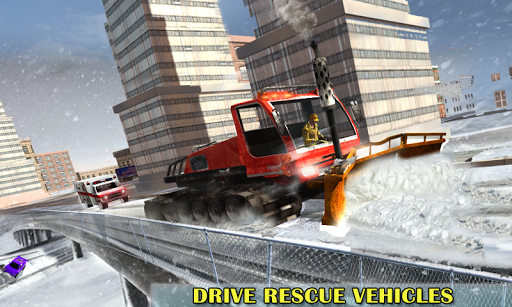 Emergency Rescue Driving