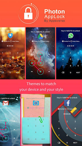 Photon AppLock 1.3 screenshots 11