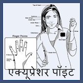 Acupressure Guide In Hindi: एक्यूप्रेशर: सूचीदाब Android APK Download Free By Akshar Clearing Agency