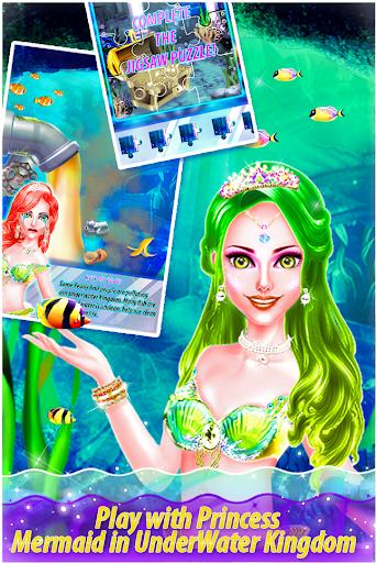 My Little Mermaid - Magical Kingdom Story 1.0.2 screenshots 2