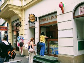 "Photo: ""Змрзлина"" -  по-чешски ""мороженое"""